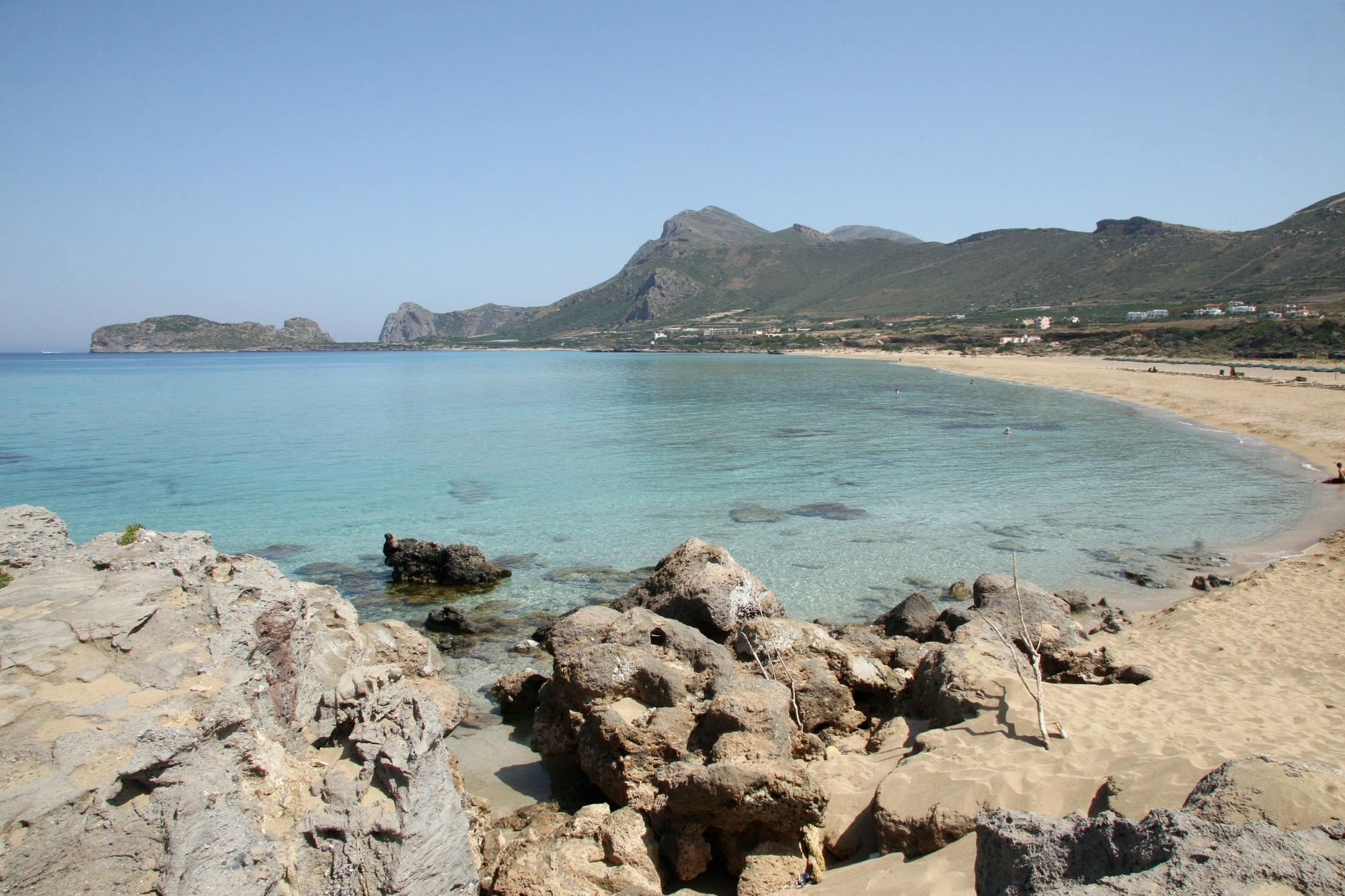 παραλία Φαλασάρνων