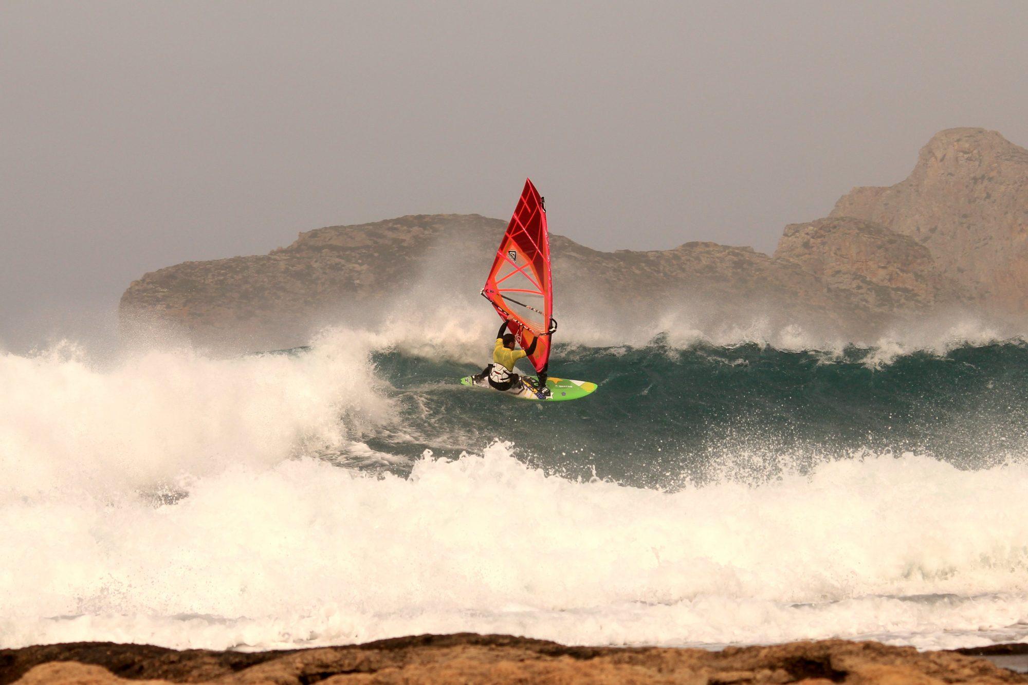 φαλασάρνα surf