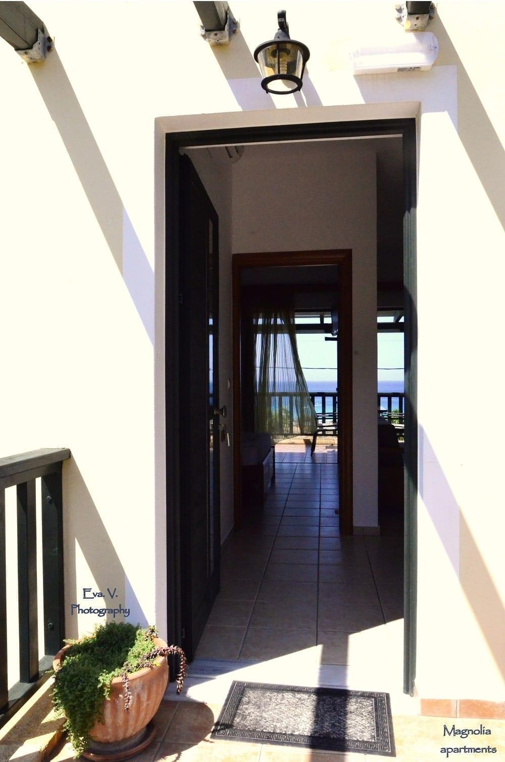 Apartments in Falasarna